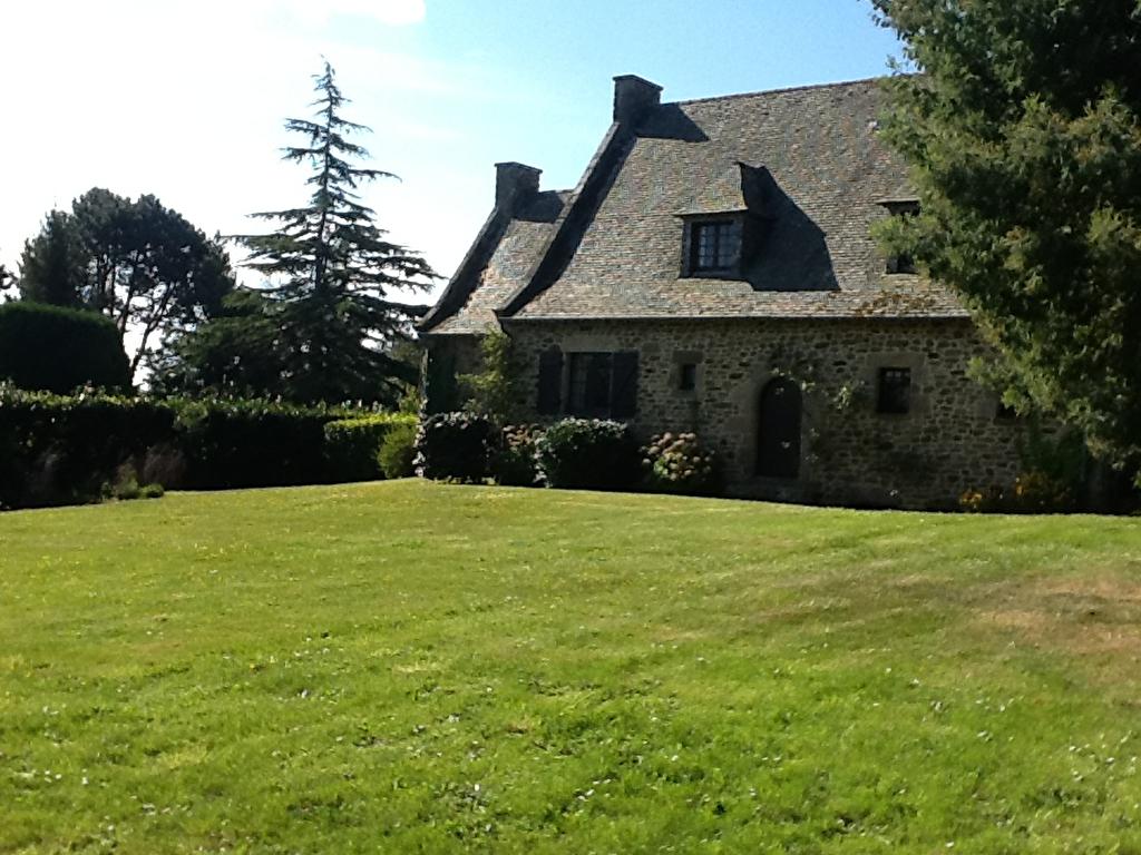 Achat vente maison dinard maison a vendre dinard gab immobilier page 1 - Maison de charme perche ...