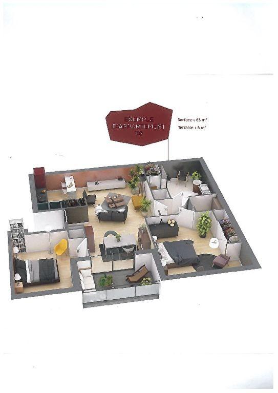 ST MALO : T4 de 92 m² avec terasse