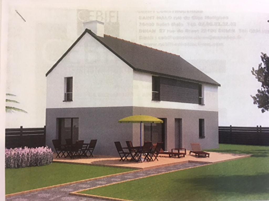LA RICHARDAIS : Maison neuve dans un cadre verdoyant  122 m²