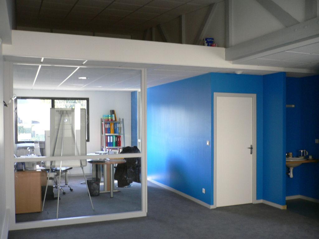 DINAn : Plateau de bureaux, 71m²