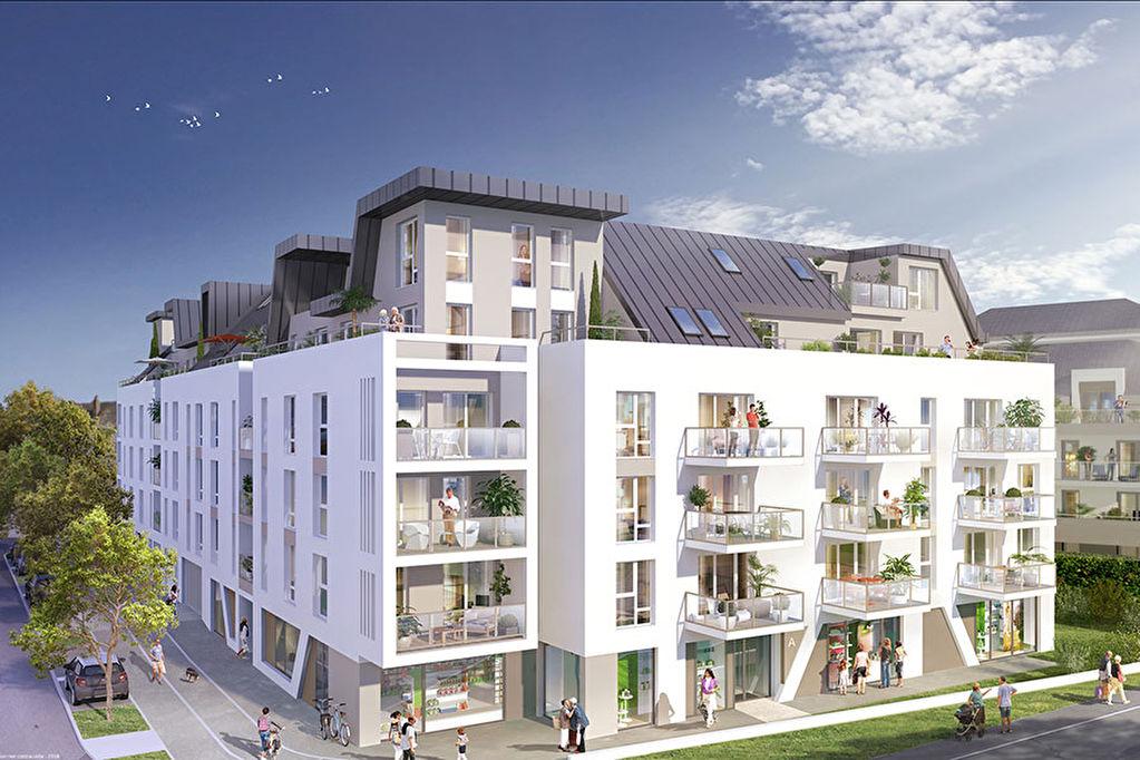 SAINT MALO : T5 de 127 m² au denier étage