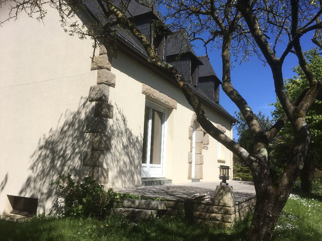 Vildé Guingalan : Maison traditionnelle