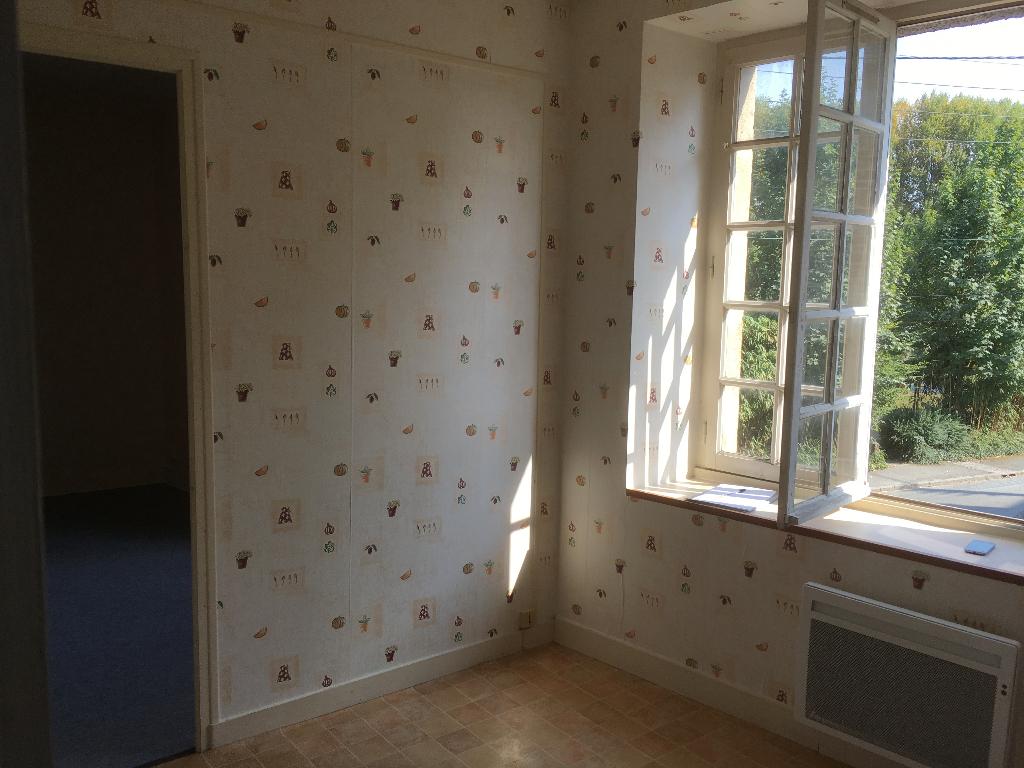 DINAN : Appartement  2 pièces 27 m²