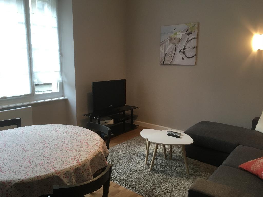 DINAN : appartement T2 41m²
