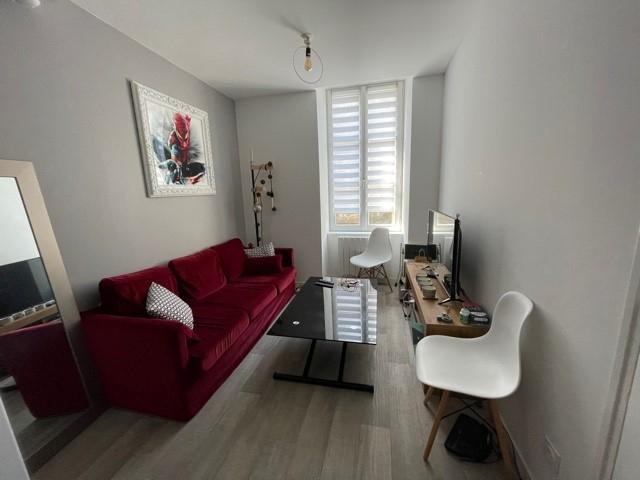 DINAN : Appartement 2 pièces 25m²