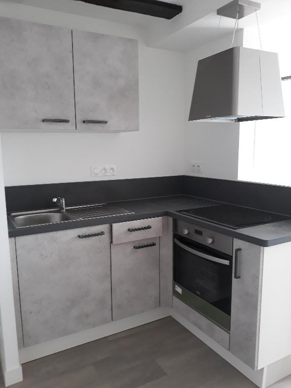 DINAN: Appartement duplex 3 pièces 45m²